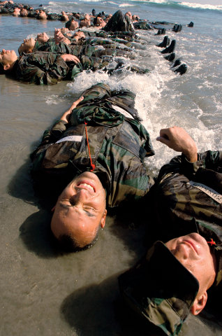 Navy Seal Endurance Training